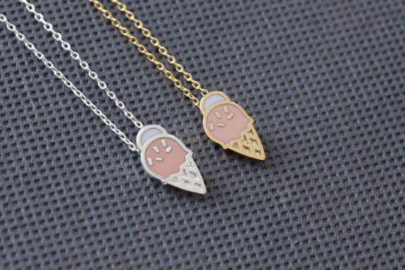 20+ Ice Cream-Themed Jewelry Items for Summer 2016 22