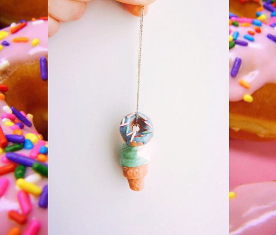 20+ Ice Cream-Themed Jewelry Items for Summer 2016 4