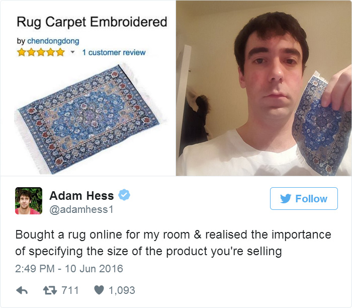 60+ Online Shopping Fails That You Wish You'd Never Experience 2