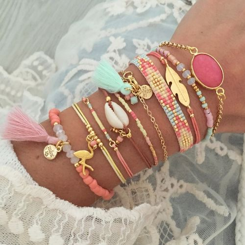 Amazing Boho Bracelets for Summer 2016 1