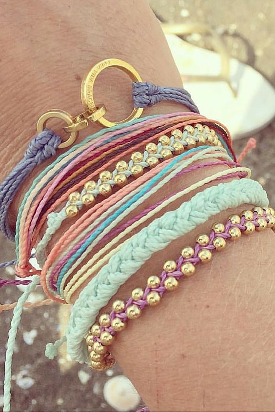 Amazing Boho Bracelets for Summer 2016 5