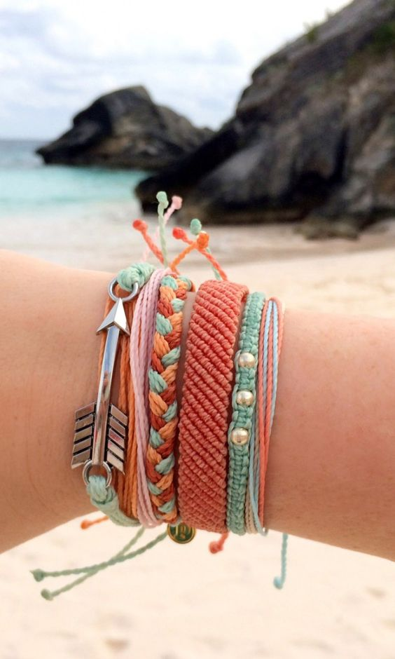Amazing Boho Bracelets for Summer 2016 7