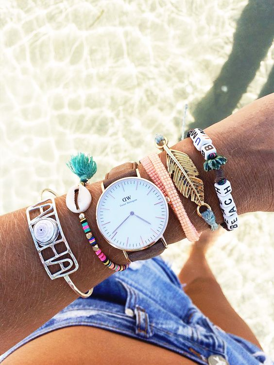 Amazing Boho Bracelets for Summer 2016 8