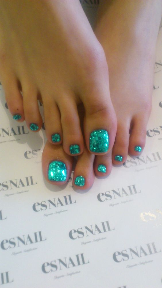 Amazing and Creative Toe Nail Art Ideas for Summer 2016 9