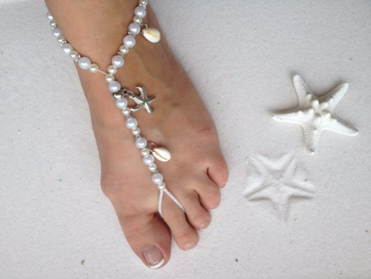 Beach Anklets for Summer 2016 6