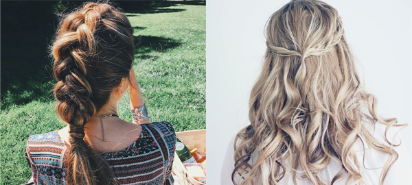 Hairstyles to try for Summer 2016