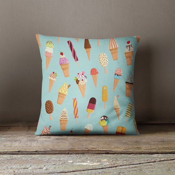 House Decorations and Accessories for Ice Cream Parties this Summer 2016 10