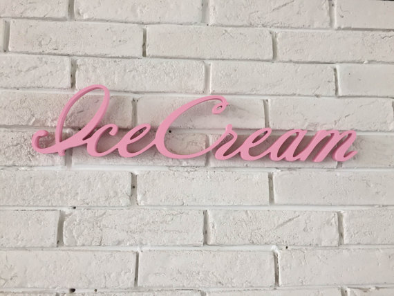 House Decorations and Accessories for Ice Cream Parties this Summer 2016 11