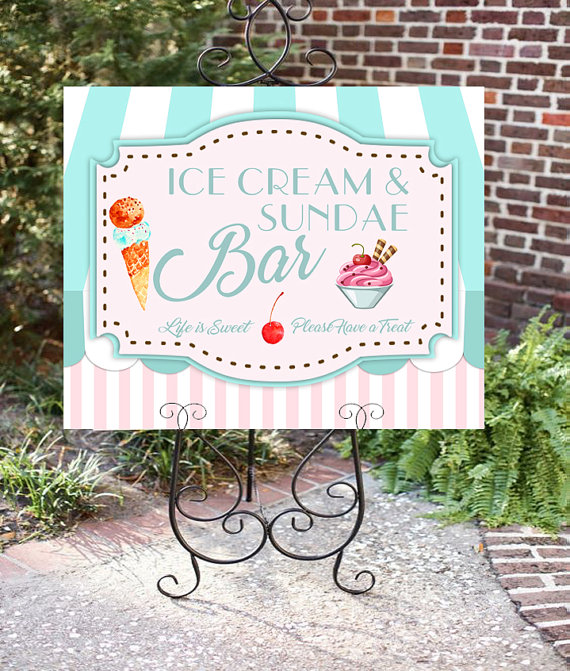 House Decorations and Accessories for Ice Cream Parties this Summer 2016 18