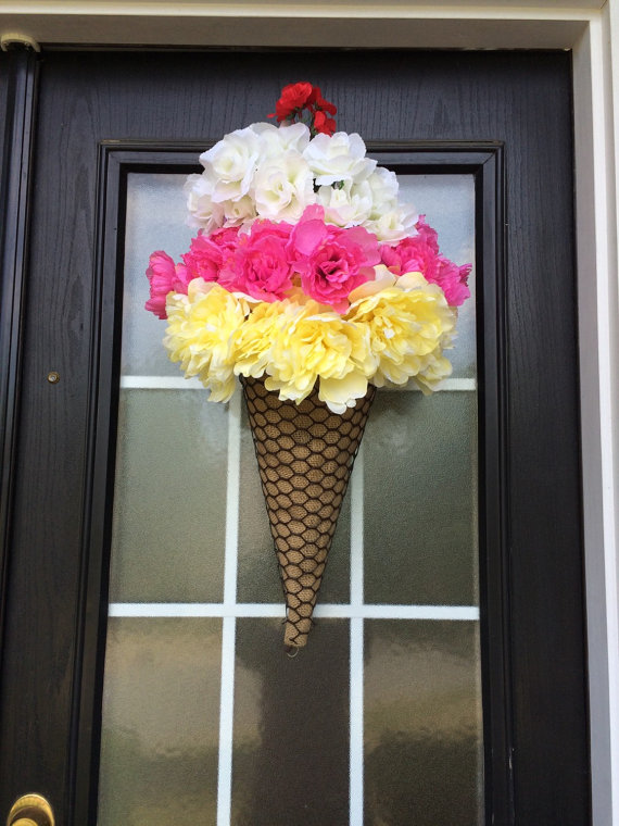 House Decorations and Accessories for Ice Cream Parties this Summer 2016 9