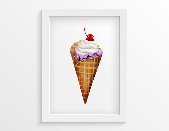 House Decorations and Accessories for Ice Cream Parties this Summer 2016 4