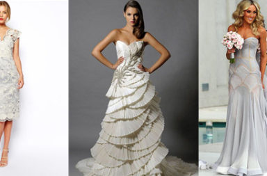 Seashell Gowns and Dresses for Brides and Bridesmaids 2016