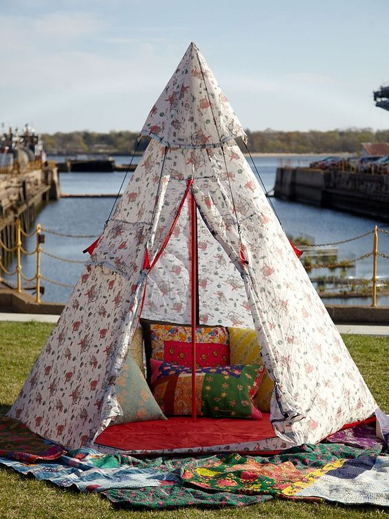 Summer Tents for Kids and Adults 2016 11