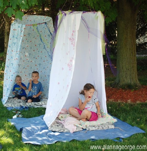 Summer Tents for Kids and Adults 2016 14