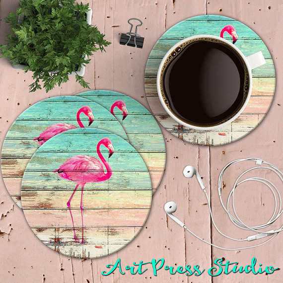 Summer Themed Coasters 2016 1