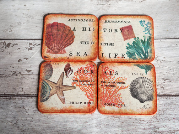 Summer Themed Coasters 2016 2