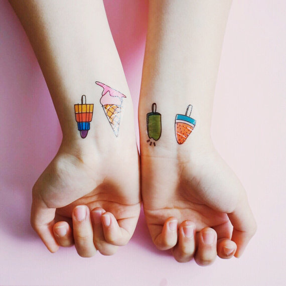 Temporary and Permanent Tattoos for Summer 2016 2