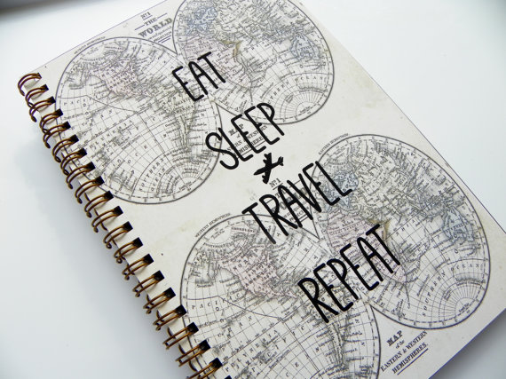 Travel Notebooks and Journals for Summer 2016 13
