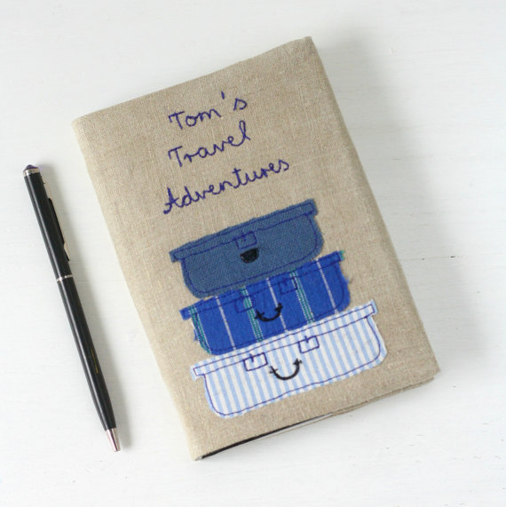 Travel Notebooks and Journals for Summer 2016 9