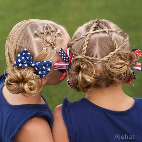 hair styling for adults 15 independence day hair styles and hair colors for 1689