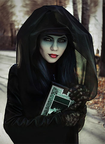 Unique Yet Scary Halloween Costume Ideas 2013/ 2014 For Girls ...
