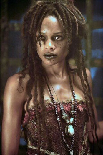 Voodoo lady  sc 1 st  Girlshue & Unique Yet Scary Halloween Costume Ideas 2013/ 2014 For Girls ...