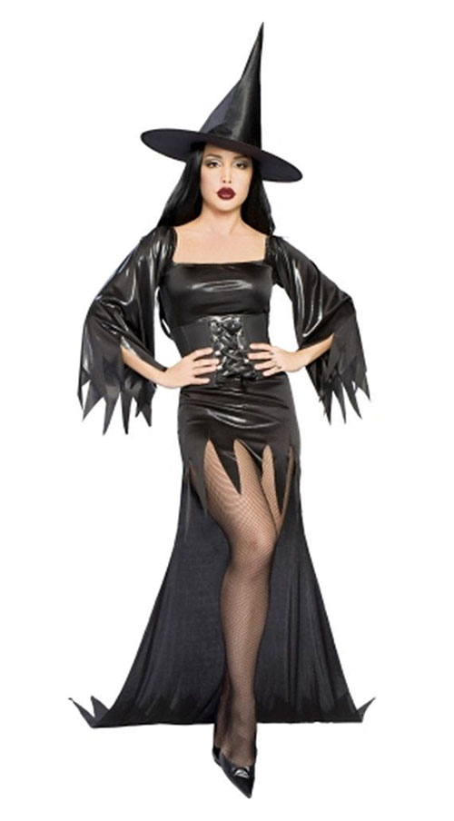 Halloween u2013 Witch Costume  sc 1 st  Girlshue : cool witch costume ideas  - Germanpascual.Com