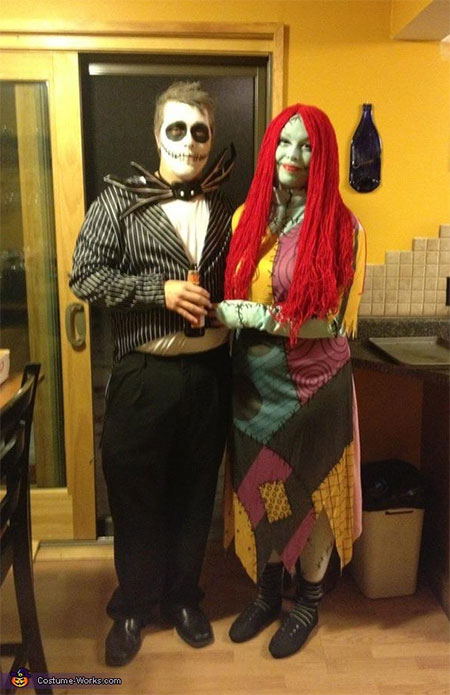 Scary Halloween Costume Ideas For Couples 2013 2014