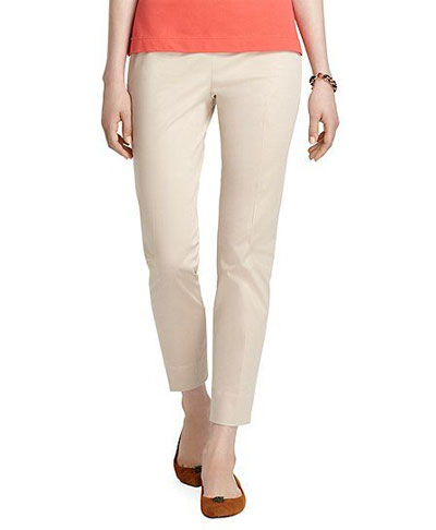 cotton capri pants - Pi Pants