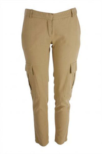 Awesome Collection Of Khaki Pants For Girls 2013 | Girlshue