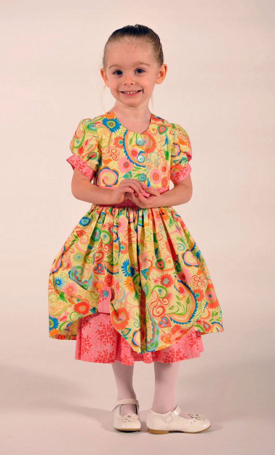 Dressing your little doll for Easter is easy. These adorable Easter dresses for girls are cuddly, cute and seriously fashionable for daughters of every age.