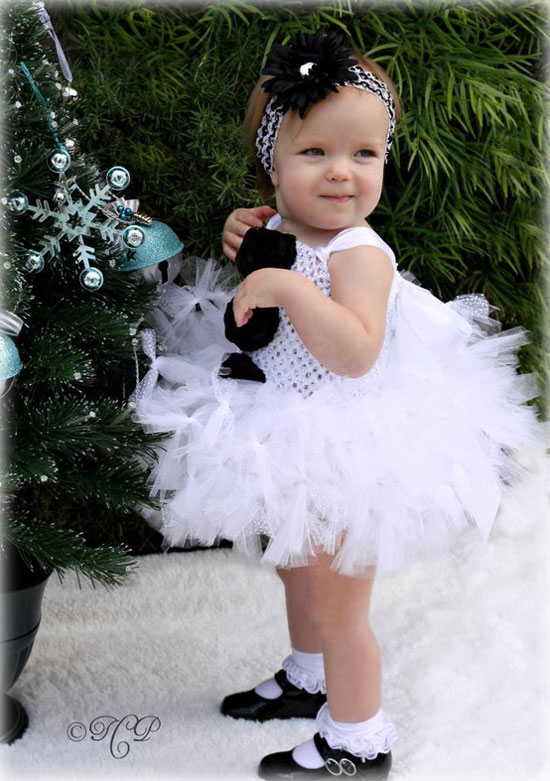 25 Best Christmas Costumes Outfit Ideas 2012 For Newborn Baby Girls Kids Girlshue