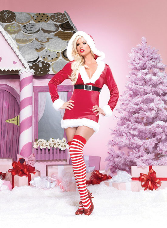 20 Beautiful Yet Cheap Christmas Party Dresses, Costumes & Outfits ...