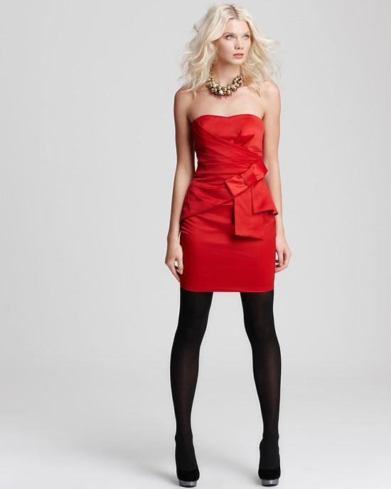 20 Beautiful Yet Cheap Christmas Party Dresses Costumes &amp Outfits ...