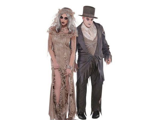 halloween costumes ideas for couple zombie