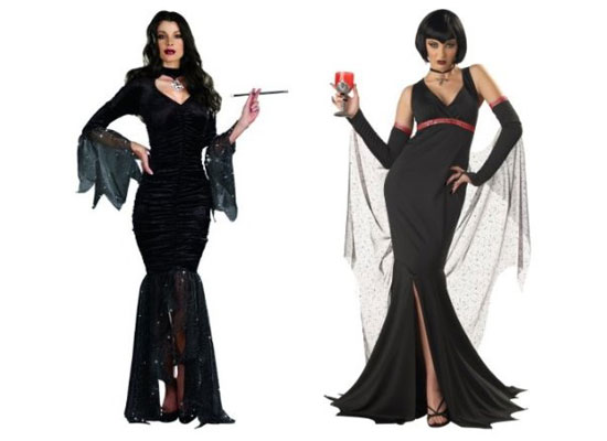 dreamgirl mysterious mistress dresses for halloween - Best Halloween Costume Ideas For Women