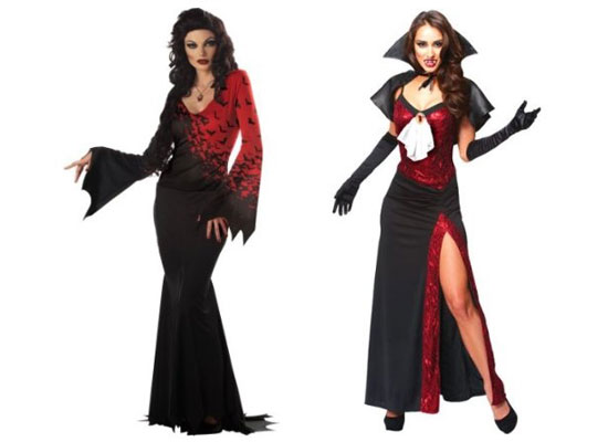 womenu0027s queen of nightfall costume u0026 slinky vampire costume