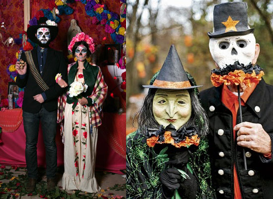 15 Scary Creative Yet Unique Halloween Costume Inspirational Ideas 2012 For Couples | Girlshue  sc 1 st  Girlshue & 15 Scary Creative Yet Unique Halloween Costume Inspirational Ideas ...