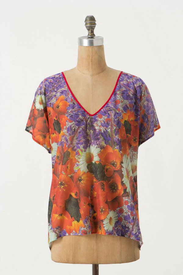 12+ Simple & Stylish Sheer Tops, Shirts & Dresses Pics For