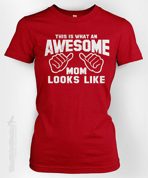 Gift Idea For Super Amazing Mom