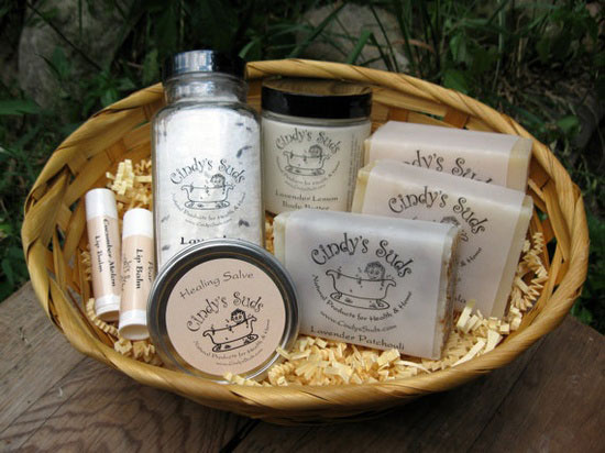 13 Birthday Gifts For Mom Gift Basket Pampering Spa Set