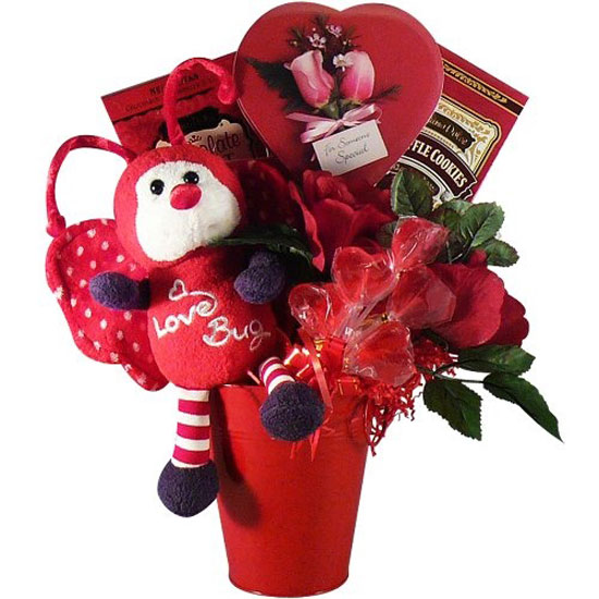 Amazing Christmas Gifts For Her: 15 Amazing Valentine's Day Basket Ideas 2013 For Him & Her