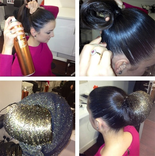 Remarkable Easy Hairstyles For Xmas Hairstyle Pictures Hairstyles For Women Draintrainus