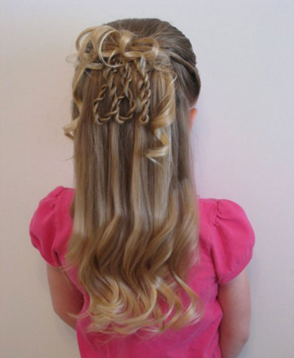 Pleasant Cool Fun Amp Unique Kids Braid Designs Simple Amp Best Braiding Hairstyle Inspiration Daily Dogsangcom