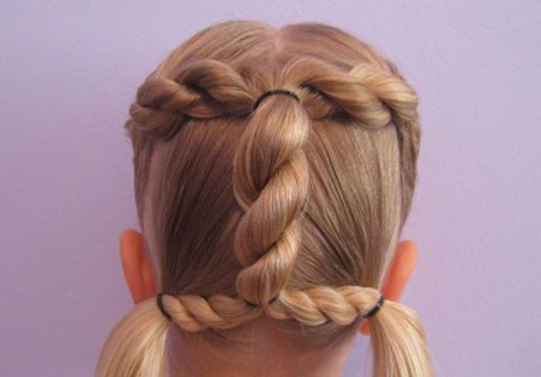 Cool Easy Hairstyles cly to cute 25 easy hairstyles for long hair 2017 Image Source