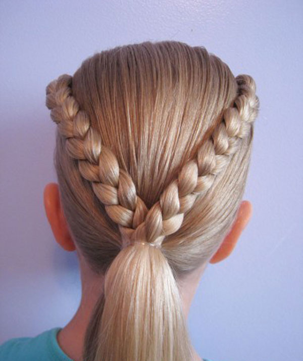 Astounding Cool And Easy Braids For Short Hair Braids Hairstyles For Women Draintrainus