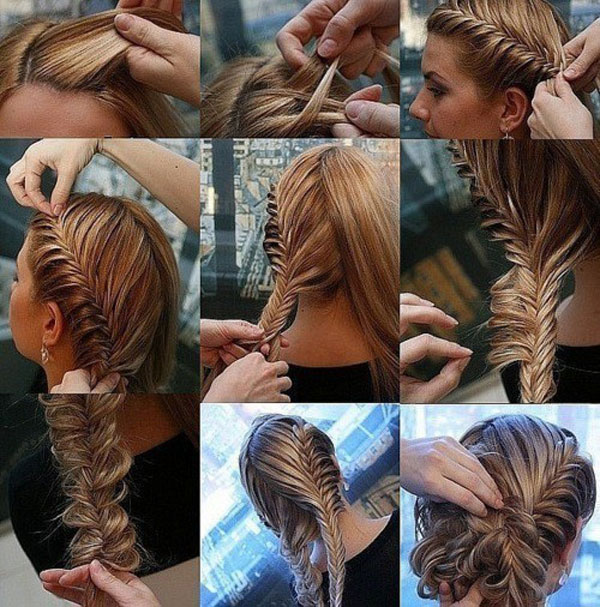Wondrous Cute Simple Hairstyles With Braids Braids Hairstyles For Men Maxibearus