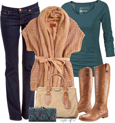 Polyvore Latest Winter Fashion Trends & Dresses Ideas For Women ...