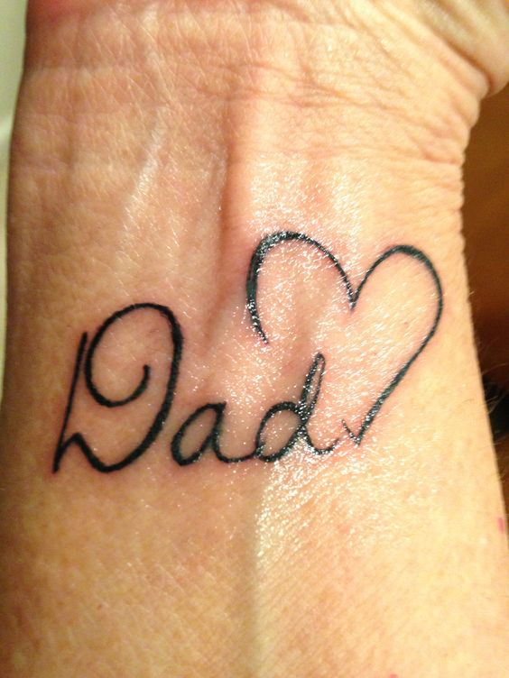 Father S Day Stickers Decals And Permanent Tattoos Girlshue