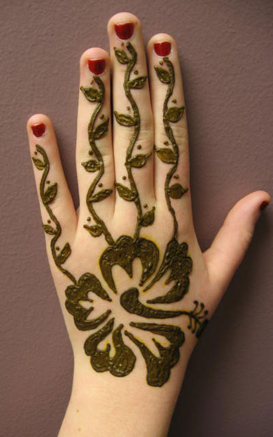 40 Best Eid Mehndi Designs Henna Patterns For Full Hands Feet